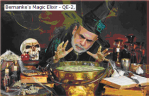 Bernanke's Magic Elixer