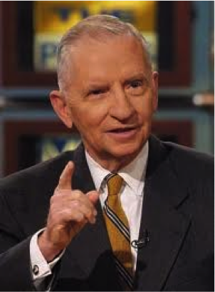 RossPerot The Financial Multipliers of Globalism and Ross Perot's Giant Sucking Sound