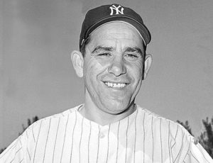 yogi berra, The Spellman Report,