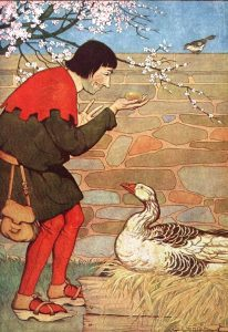 The Goose that Laid the Golden Egg and Nobody Wants It, THE Spellman Report
